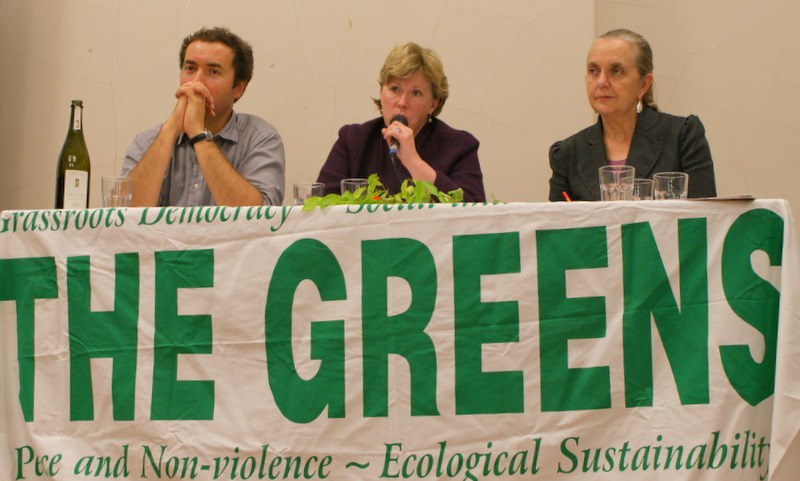 Syd Greens climate forum 1