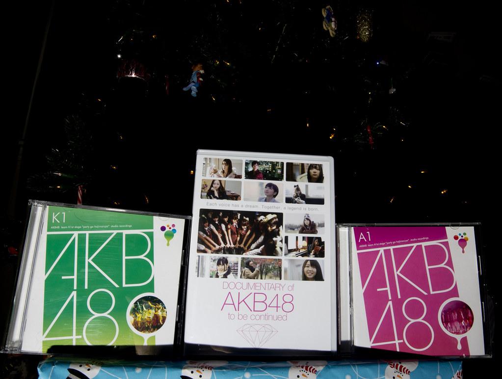 AKB48 - Team A 1st Stage «Party ga Hajimaru yo» (チームA 1st Stage「PARTYが始まるよ」studio recordings) と Team K 1st Stage «Party ga Hajimaru yo» (チームK 1st Stage「PARTYが始まるよ」studio recordings) (J-POP 365 - 12.15.2011 - DAY 86)