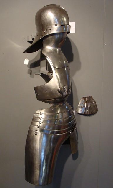 ca. 1500 - 'Rennhut + elements of a Rennzeug, partly ca. 1490-1500', South German, Karsten Klingbeil Collection, Pierre Bergé & associés Auction House, Brussels, Belgium