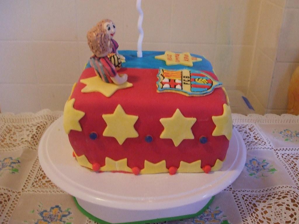 De Luminita14 F C Barcelona Cake Pavlos Mircea Flickr