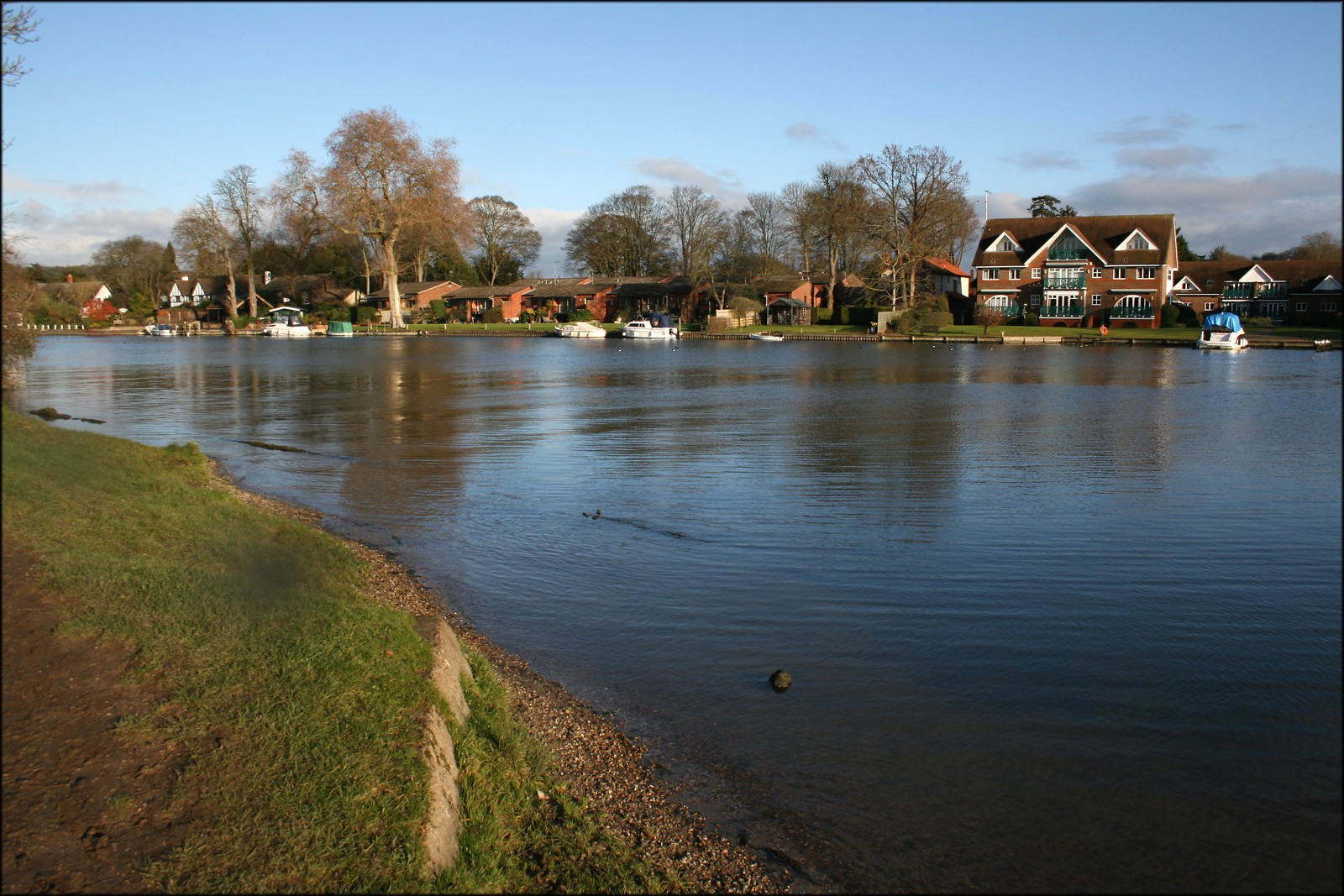 The Thames near Bourne End