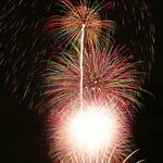 名古屋港スター☆ライト HANABI 2011 Star ☆ Light Fireworks at Nagoya Port