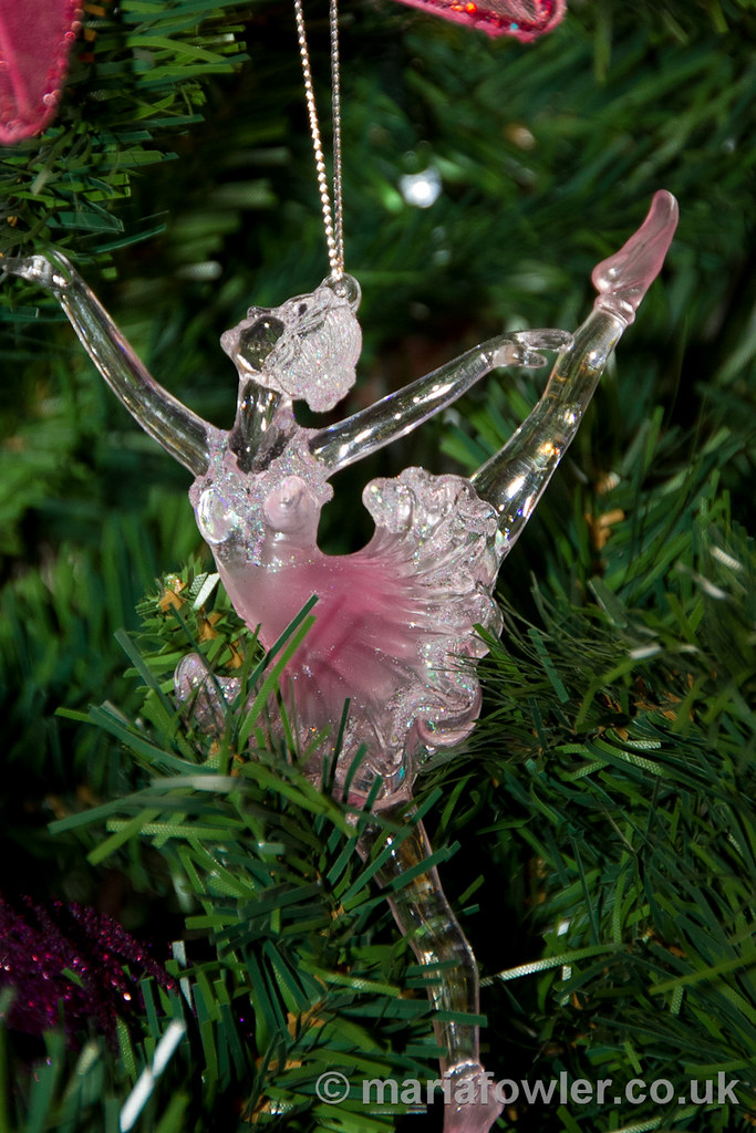 Ballerina Christmas Tree Decoration Mayoral Christmas Day Flickr