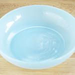 ターコイズブルー スープボウル1