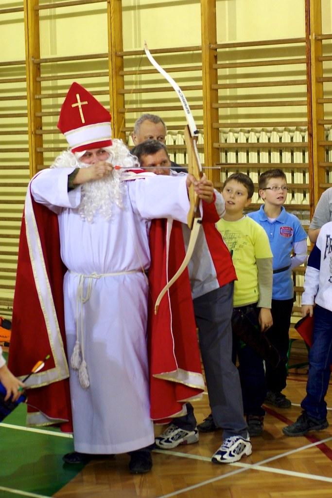 343/365: Sanctus Nicolaus Sagittarius
