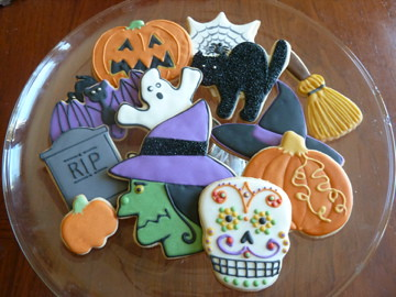 Halloween Cookie Collection | by kelleyhart