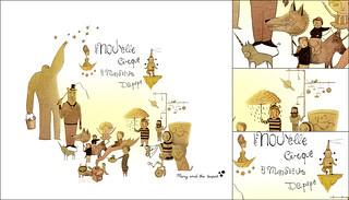 Le nouvelle cirque du Monsieur Dapape (latest version) | by Mary and the teapot