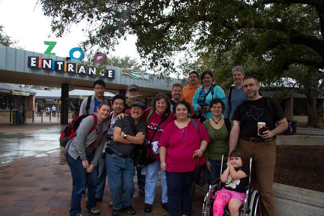 Assignment Houston Houston Zoo Meet-up