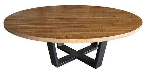 Vienna Dining Table -round   by urbanwoods123