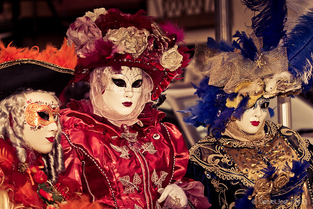 Carnaval Vénitien...