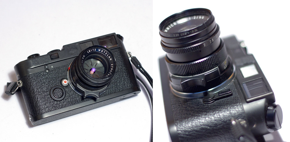 Leica M6 + Summicron 50mm f2 Type III with Ghetto-tab®   Flickr