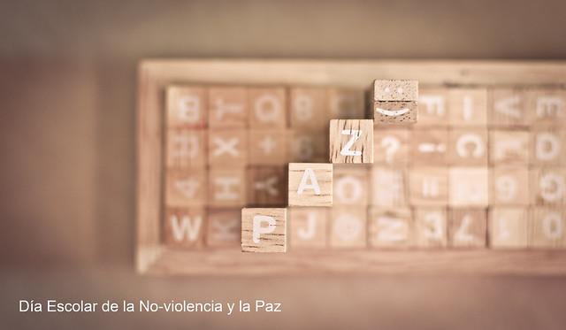 120/366: Día Escolar de la No-violencia y la Paz