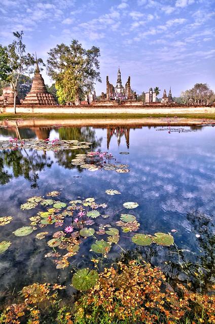 Thaïlande - ประเทศไทย - Sukhothai