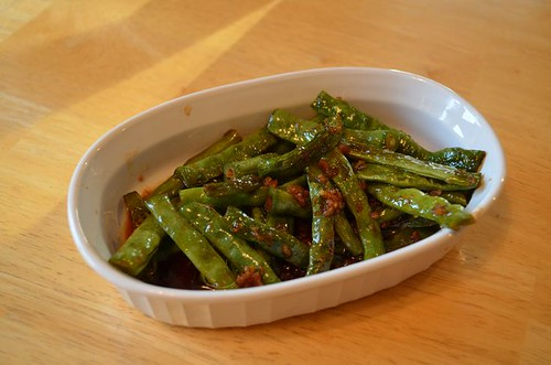 ChineseGreenBeans | by katesrecipebox