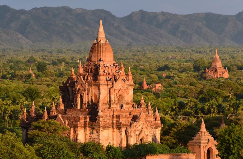 Image result for myauk guni temple bagan
