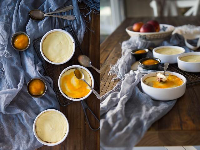 1-cheese cake nectarine