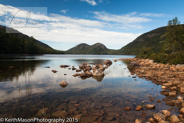 Jordan Lake, Acadia NP