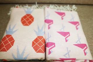 Flamingo & Pineapple