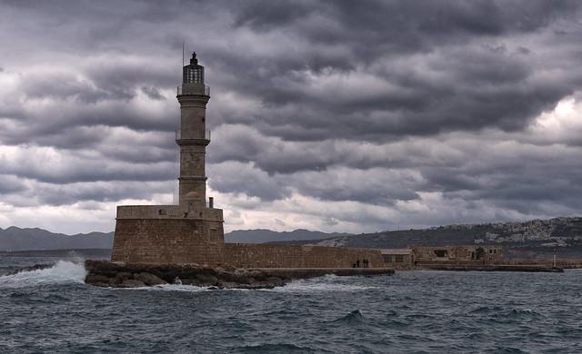 Chania Lighthouse 2