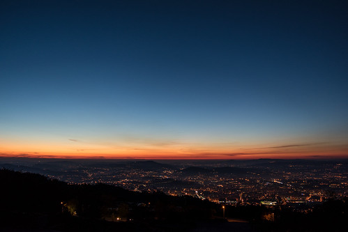 Sunset - Sameiro, Braga, Portugal | by guimeixen