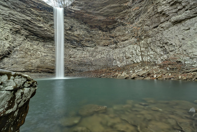 Ozone Falls, Ozone Falls State Natural Area, Cumberland County, Tennessee 1