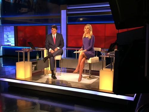Hurricane Matthew 2016 Behind The Scenes Newscast - Gregg Jarrett | by The Gregg Jarrett
