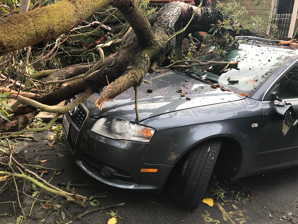 Bay Area Storms 2017