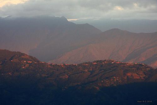 aiselukharka montagnes nepal préci solukhumbu