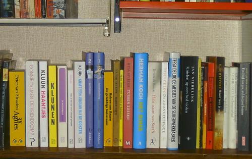 Boekenplank in het kantoor | by Boekenman