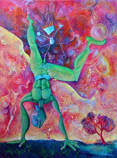The Birth of Joy by David Derr | by David_Derr