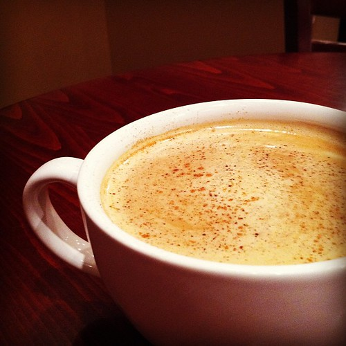 eggnog latte #hohoho   by rickcaffeinated