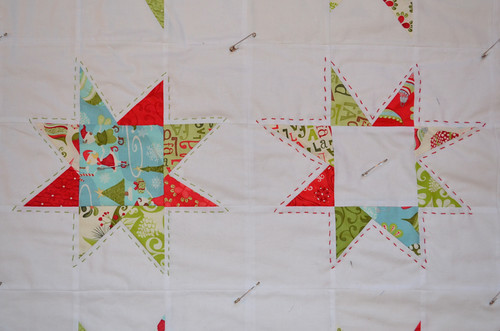 Hand quilting - Encouragement needed...