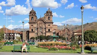 Plaza de Armas and Iglesia La Compañía de Jesús | by dmmaus