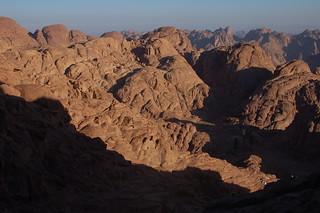 Atop Mt. Sinai