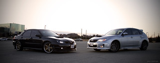 The STI's | by Justin Capolongo