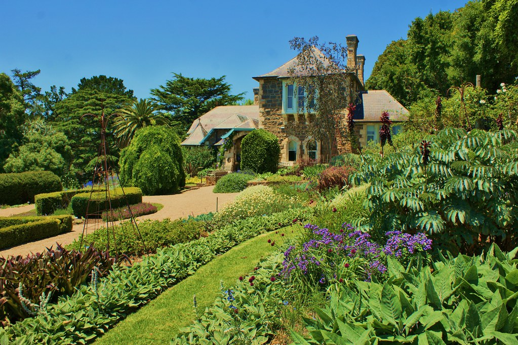 Heronswood Garden