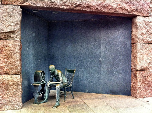 FDR Memorial 2nd Term 1937-1941 | by krossbow