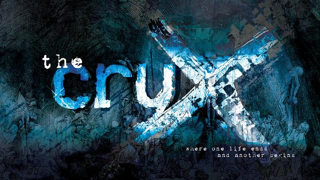 the CruX - rough 2 RGB