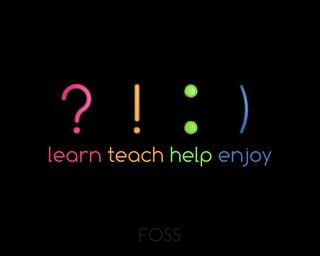 LTHE : Learn - Teach - Help - Enjoy / FOSS | by tatadbb