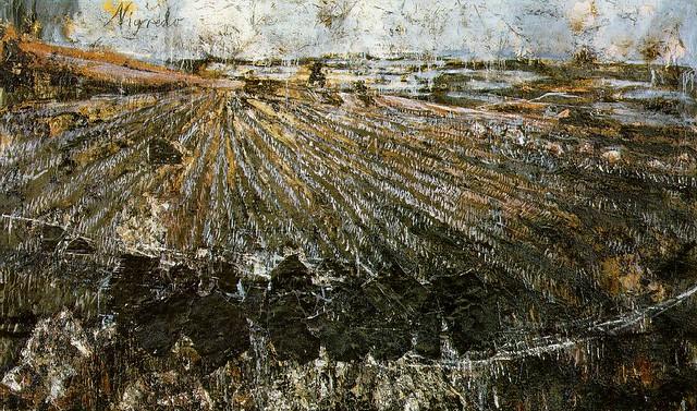 [ K ] Anselm Kiefer - Nigredo (1984)