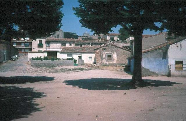 Ávila. Plaza del Rollo.1974-78.