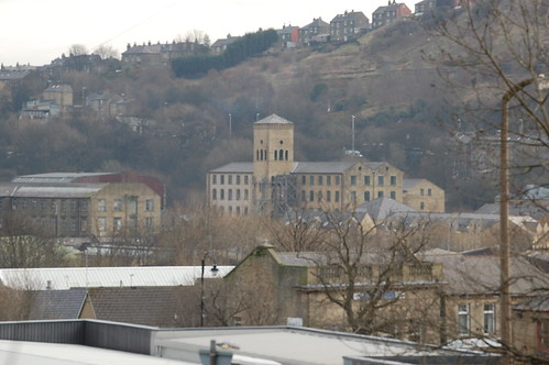 Union Mill across the Valley. | by Arkright.