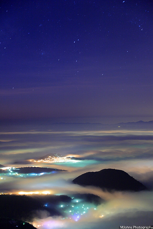 Flowing Clouds, Taipei