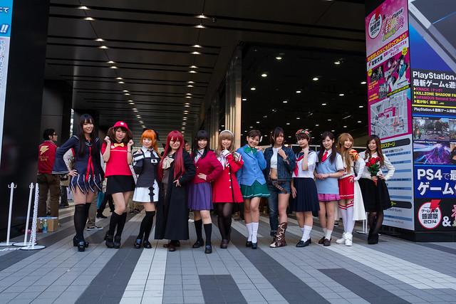 Finale! -DENGEKI Spring Festival 2014 (Akihabara, Tokyo, Japan)