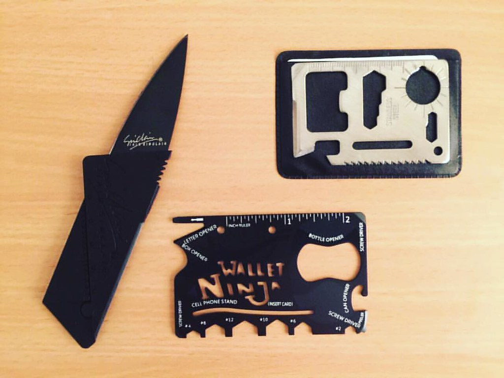 "New! Wallet Ninja (wallet Ninja, knife Card, Camping Card) 1set = RM37. Only!' (Harga Termasuk Pos)  To Buy or For more info & video, Click http://www.ZavCgo.com  Atau Boleh dtg ke Kedai; Lokasi Kedai ""Zav Cgo Collection"" di Sini, Click => http://zavcgo.c"