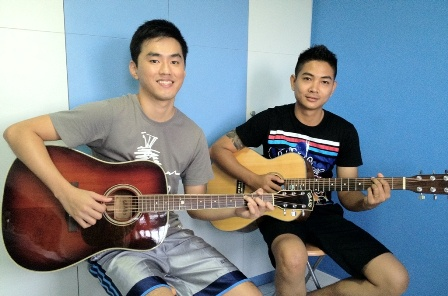 Guitar lessons Singapore Thar Thar
