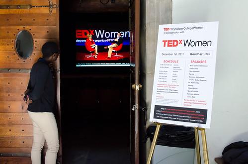 5 TEDxWomen Livestream