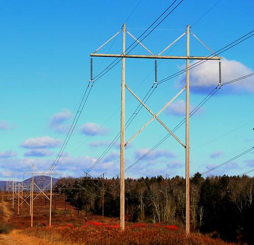 autumn fall landscape powerlines sullivancounty canon1855mmislens