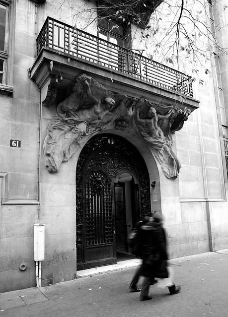 61 rue des Archives - Paris