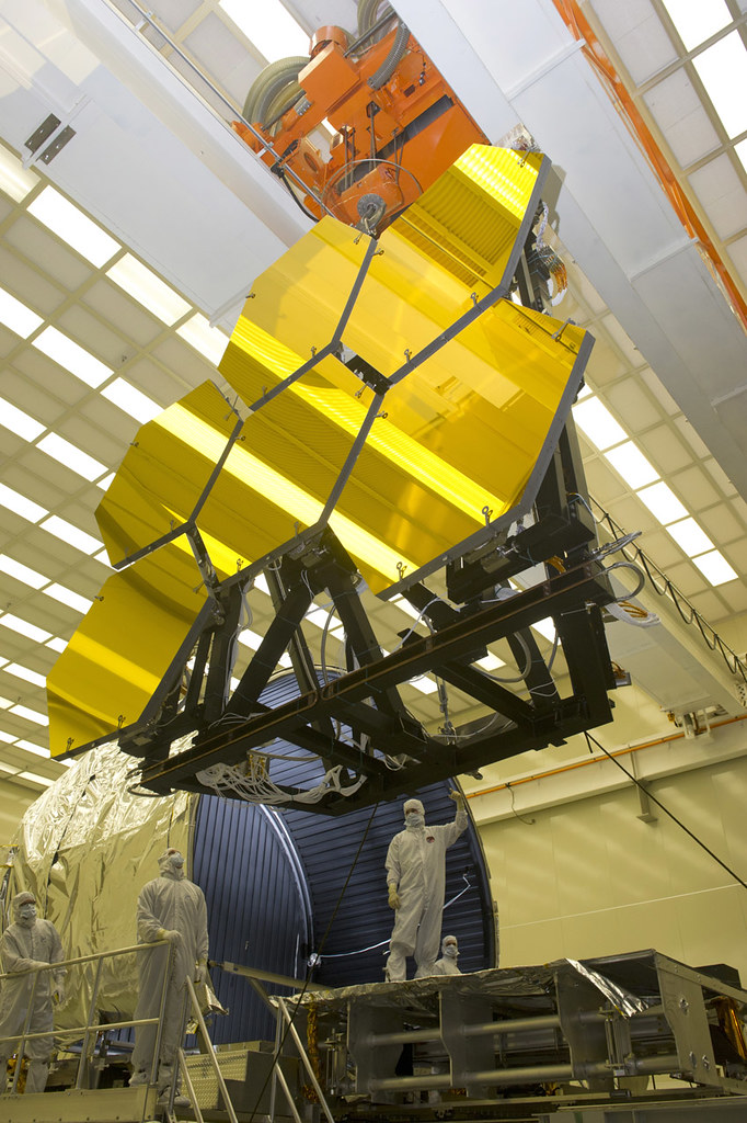 James Webb Space Telescope Mirrors - The James Webb Space ...